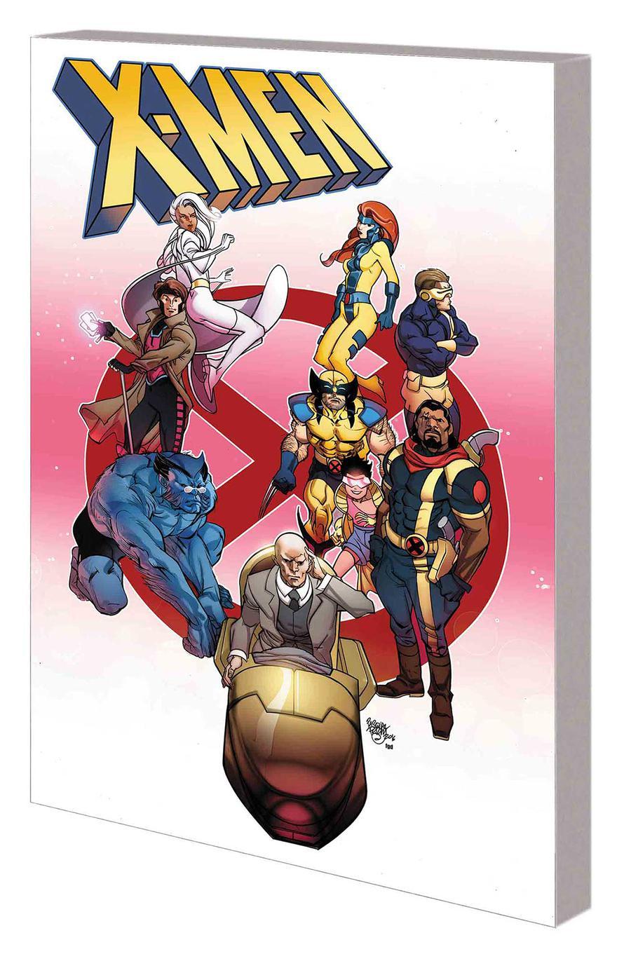 Adventures Of The X-Men Vol 1 TP