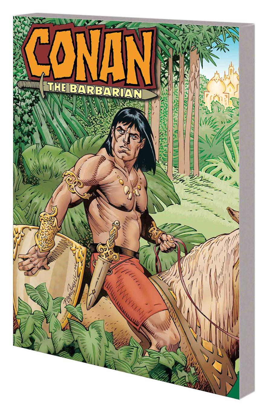 Conan Jewels Of Gwahlur And Other Stories TP