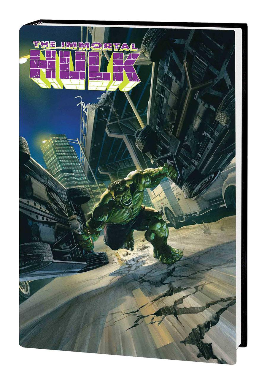 Immortal Hulk Vol 1 HC