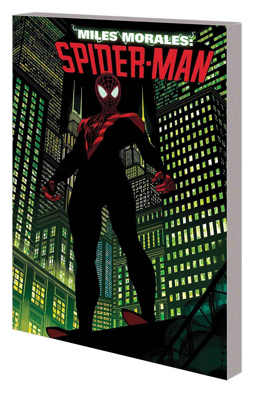 Miles Morales Vol 1 Straight Out Of Brooklyn TP