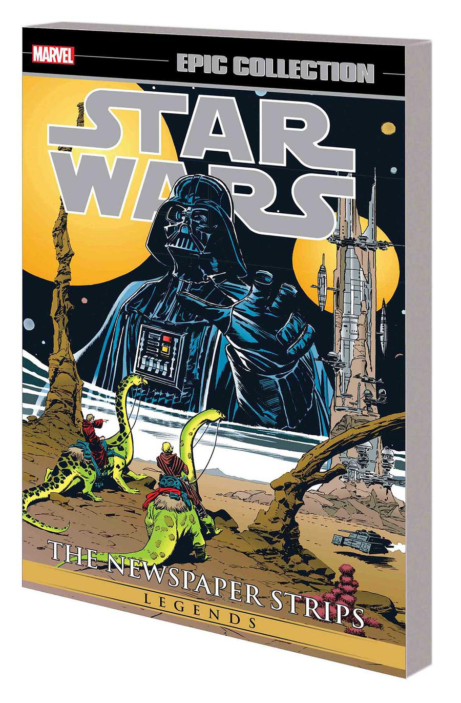 Star Wars Legends Epic Collection Newspaper Strips Vol 2 TP