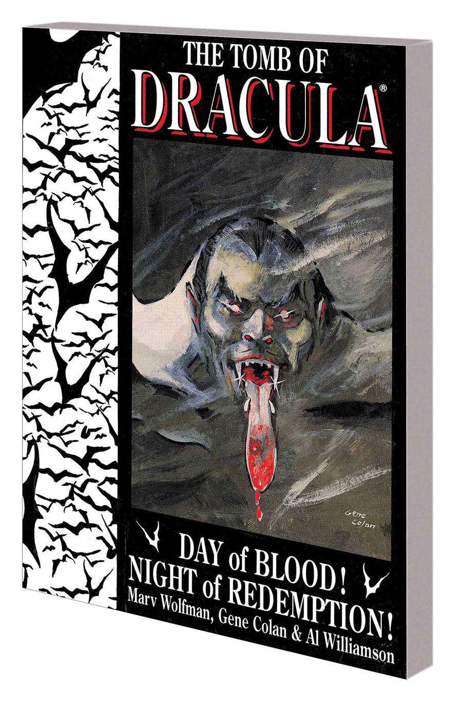 Tomb Of Dracula Day Of Blood Night Of Redemption TP