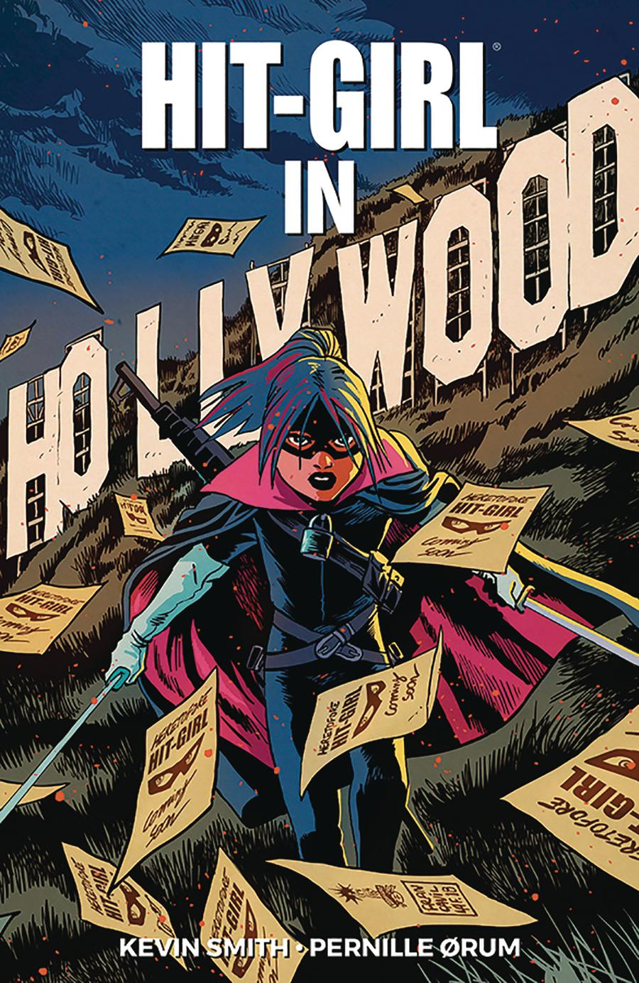 Hit-Girl Vol 4 Hit-Girl In Hollywood TP