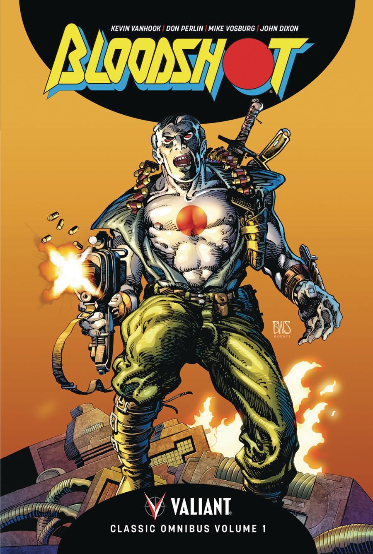 Bloodshot Classic Omnibus Vol 1 HC