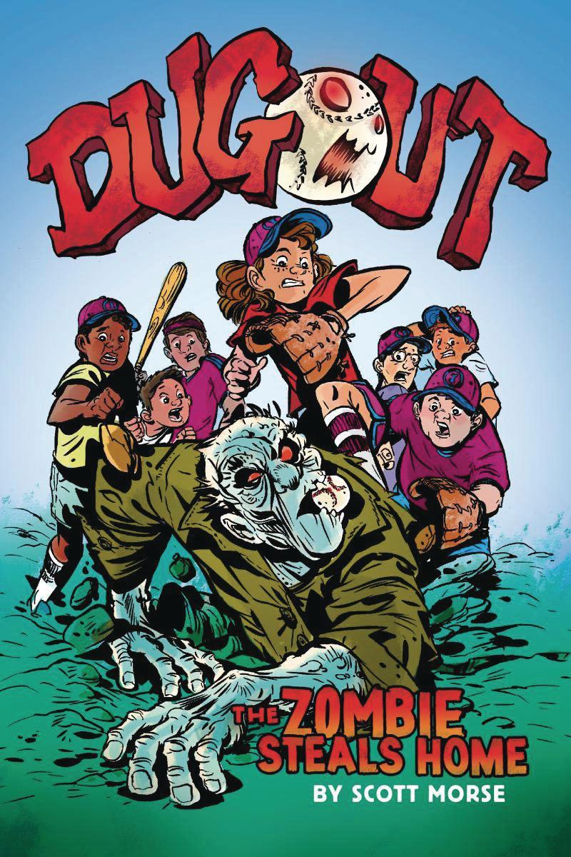 Dugout Vol 1 Zombie Steals Home TP