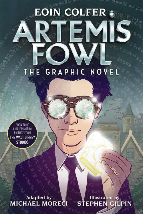 Eion Colfers Artemis Fowl The Graphic Novel TP Movie Edition