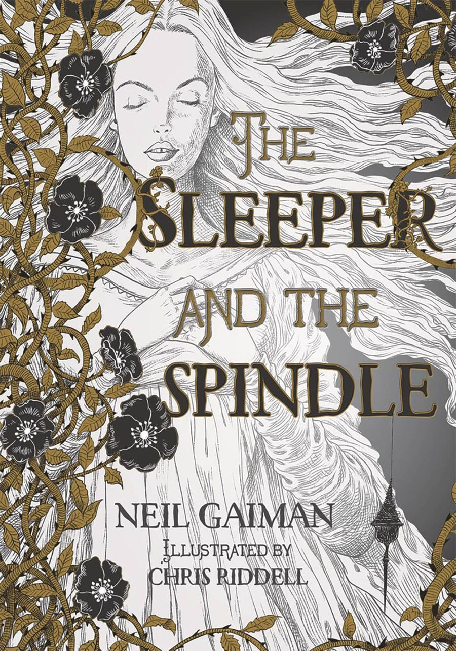 Neil Gaiman The Sleeper And The Spindle SC