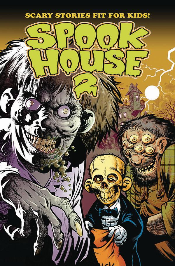 Spookhouse Vol 2 TP