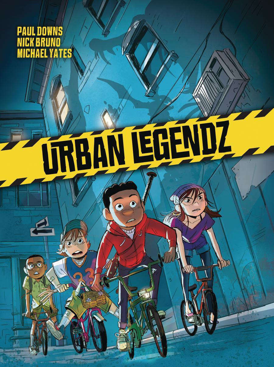 Urban Legendz HC