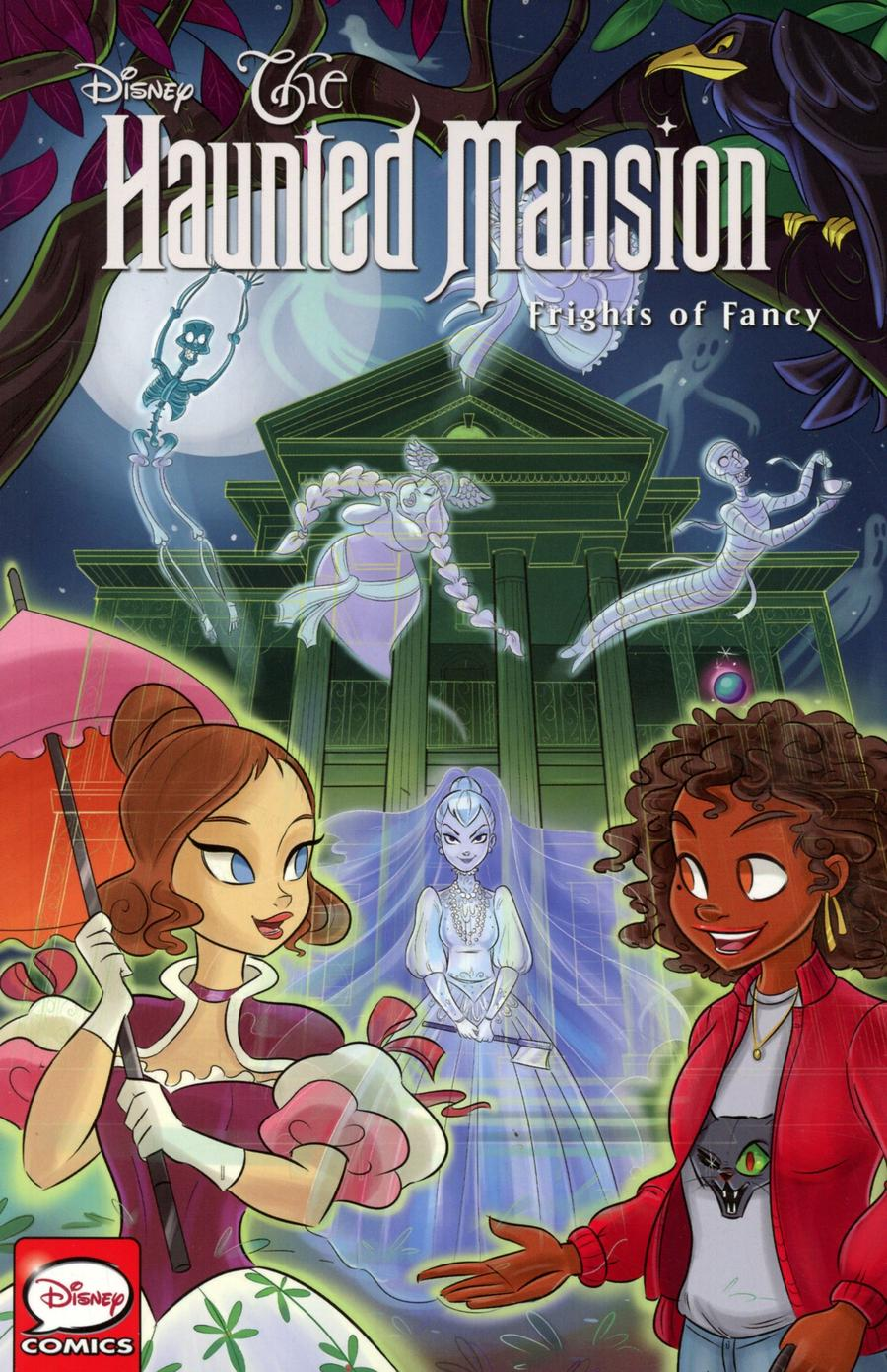 Haunted Mansion GN (IDW)