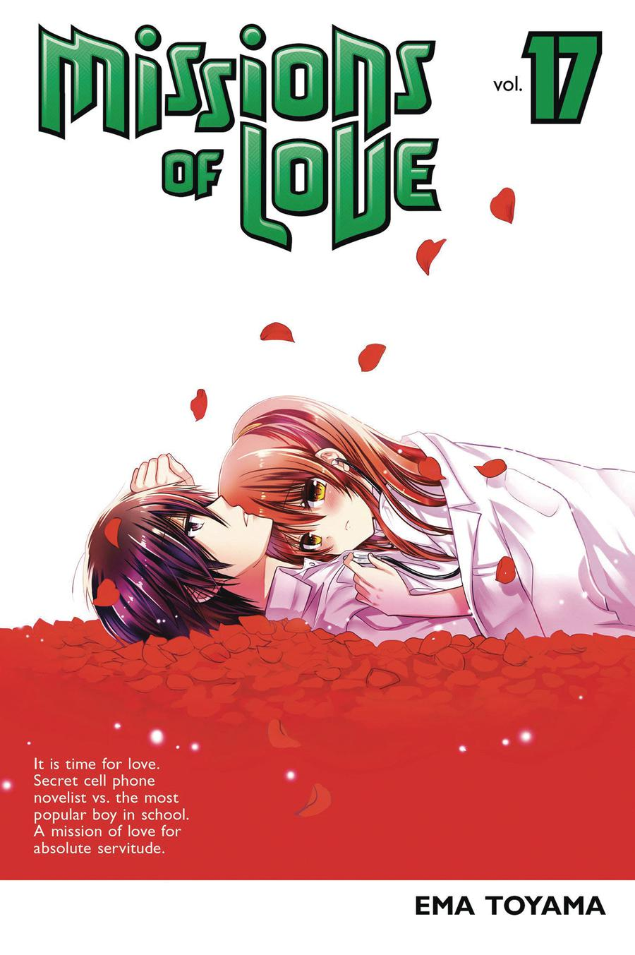 Missions Of Love Vol 17 GN