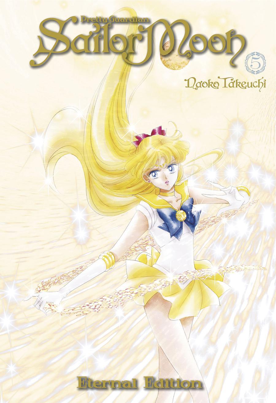Sailor Moon Eternal Edition Vol 5 GN