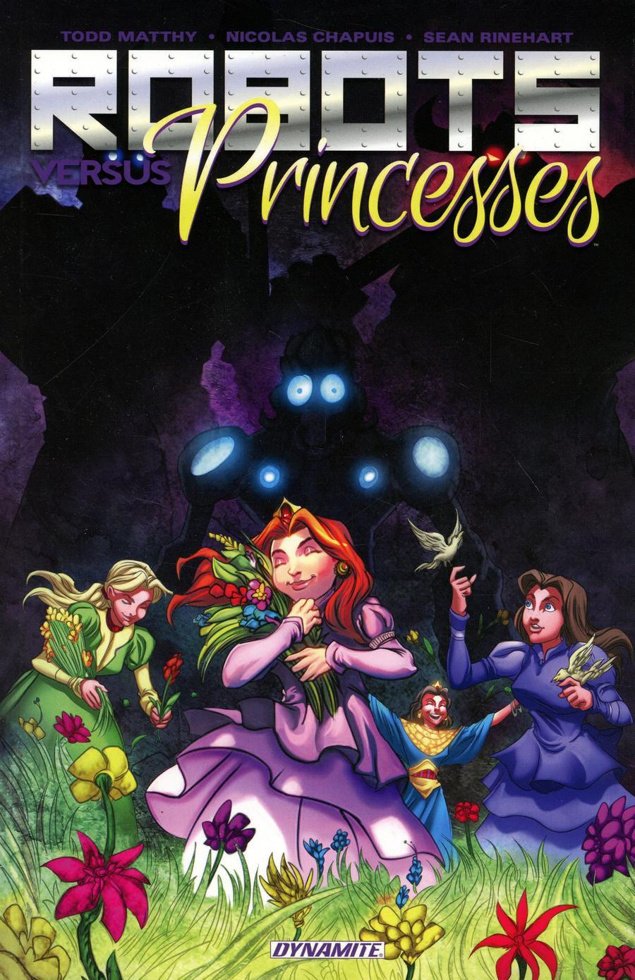 Robots vs Princesses TP