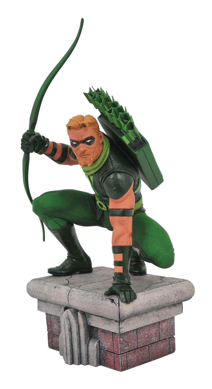 DC Comic Gallery Green Arrow PVC Figure