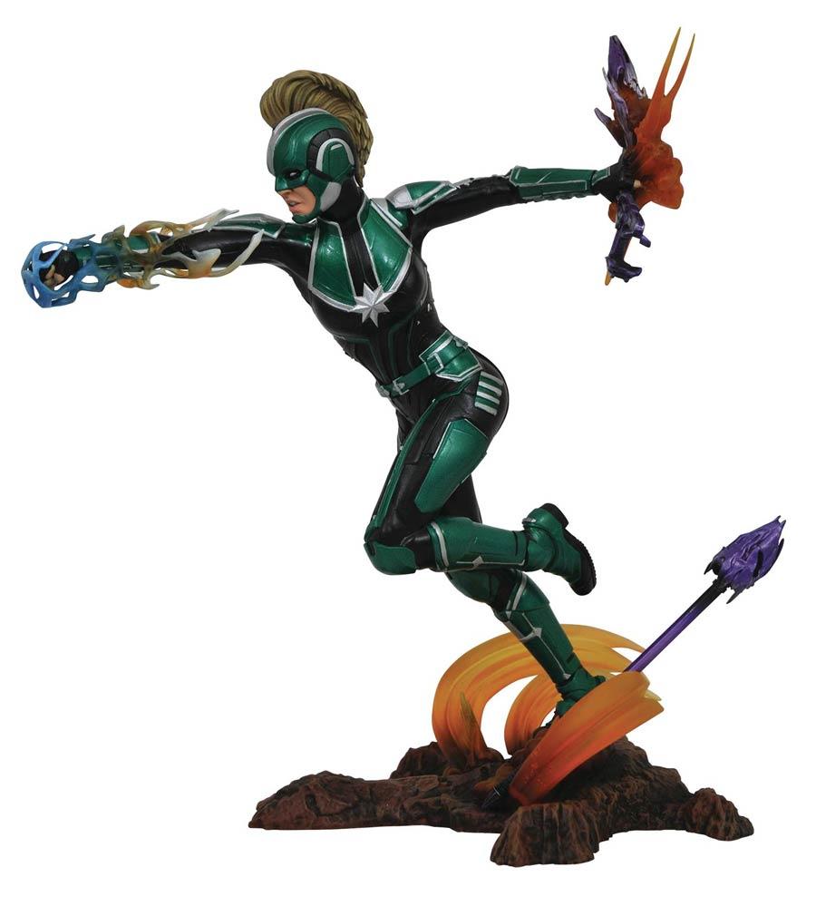 Marvel Movie Gallery Captain Marvel Starforce PVC Figure