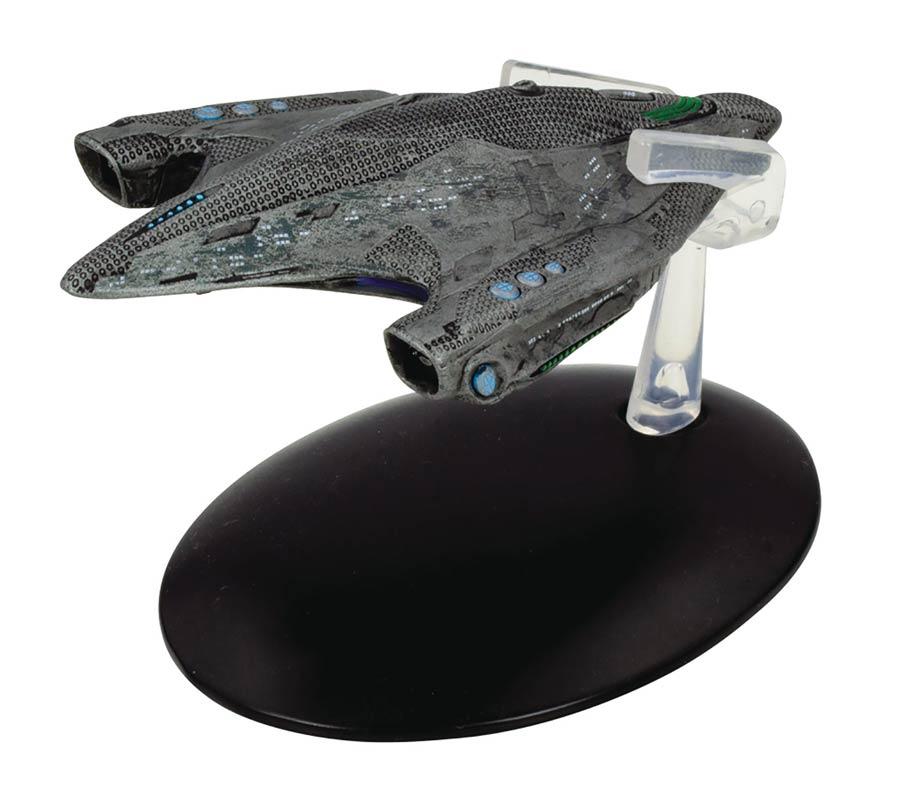 Star Trek Starships Figure Collection Magazine #153 Devore Warship