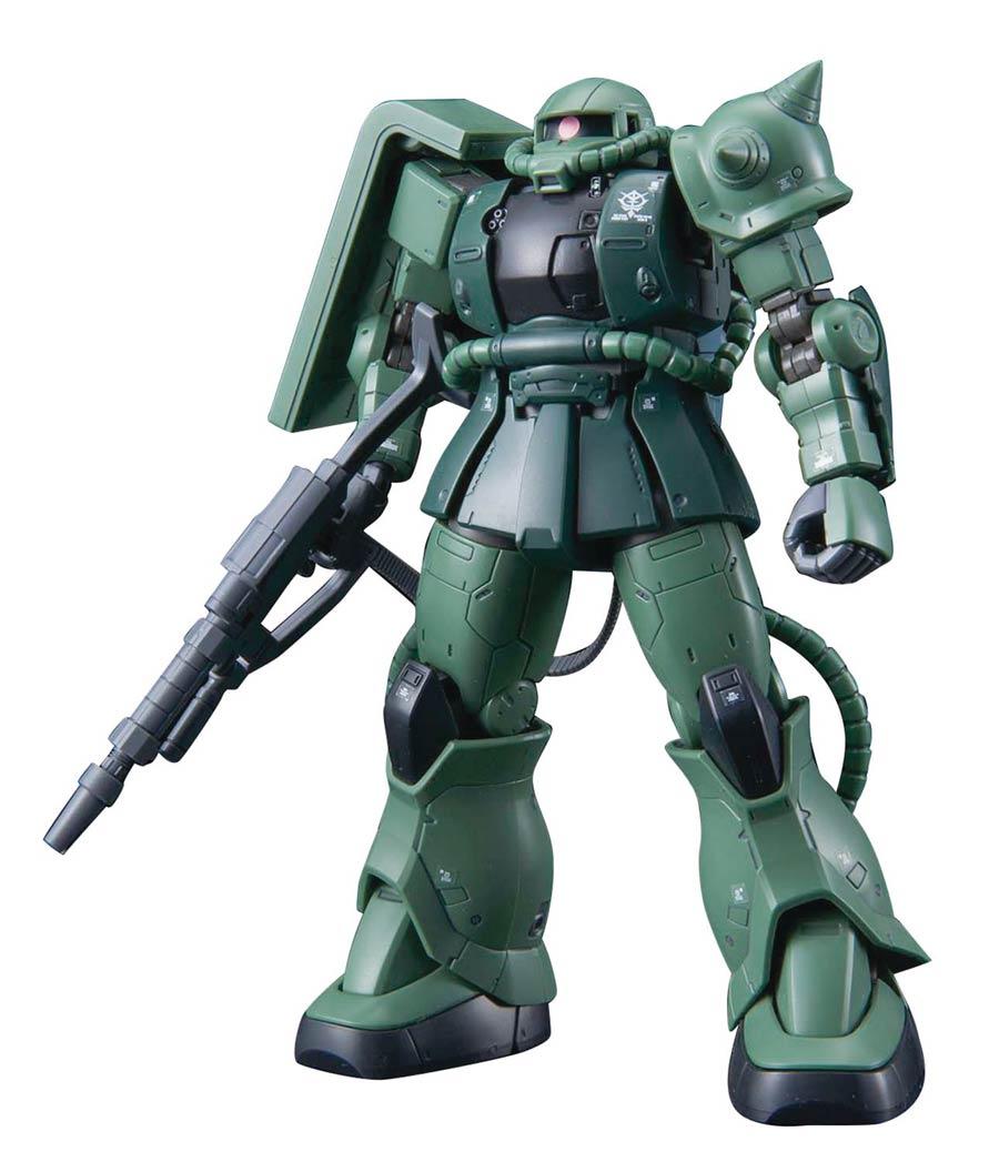 Gundam The Origin High Grade 1/144 Kit #025 MS-06C-6/R6 Zaku II Type C-6/R6