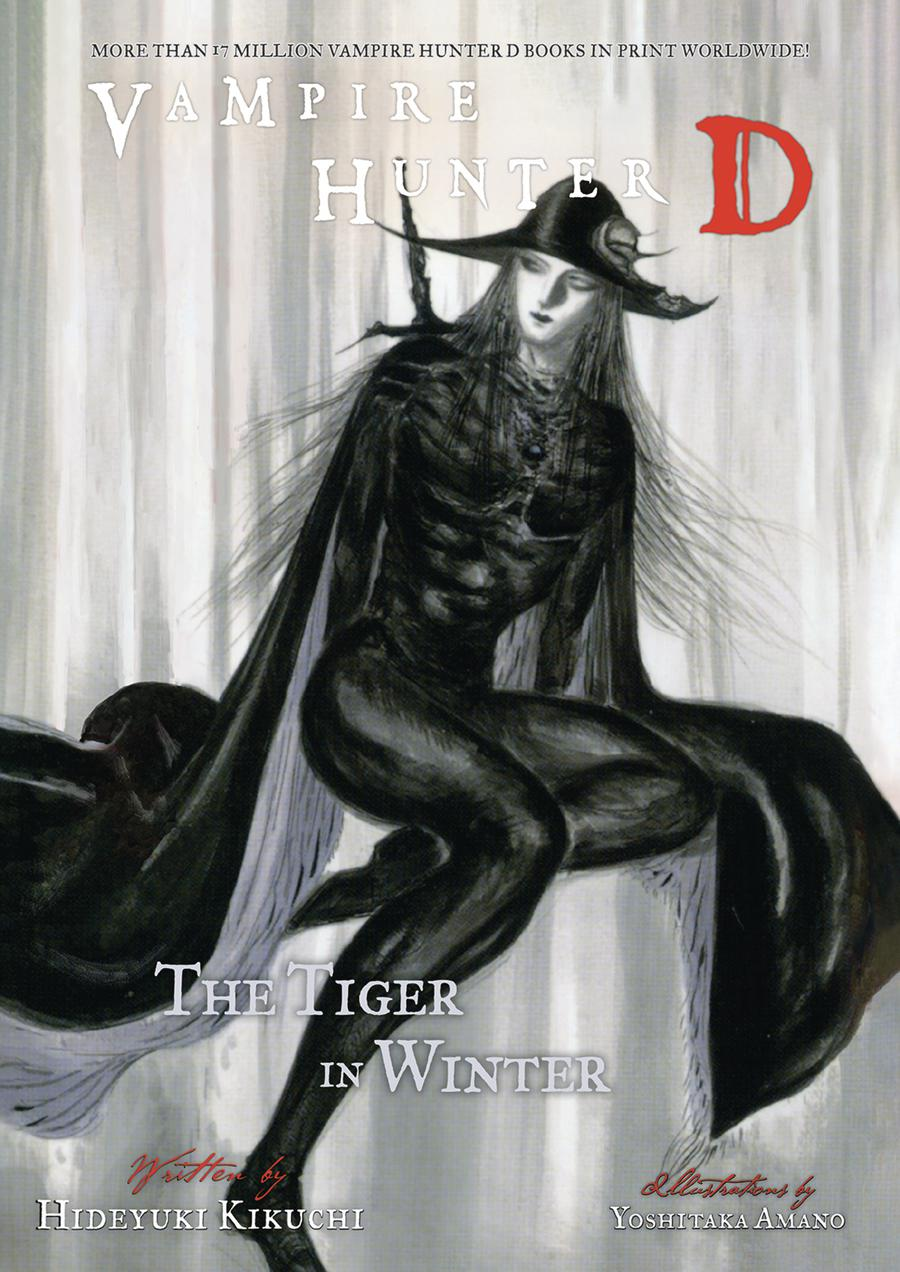 Vampire Hunter D Novel Vol 28 Tiger In Winter TP