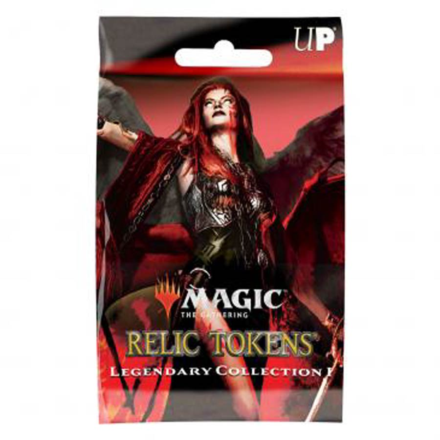 Magic The Gathering Relic Tokens Legendary Collection 1 - Single Token Pack
