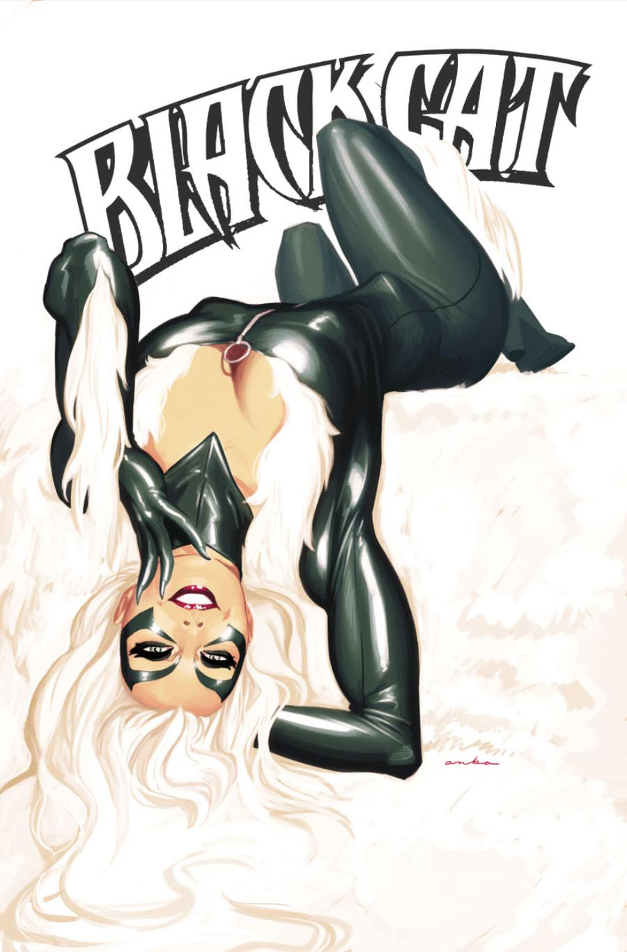 Black Cat #1 Cover G Incentive Kris Anka Variant Cover