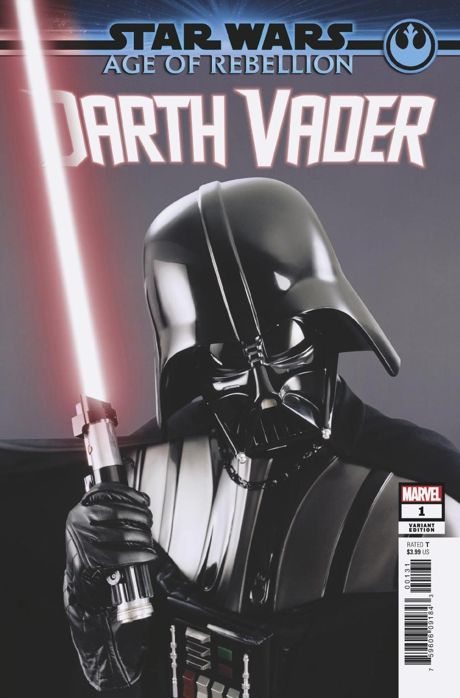 Star Wars Age Of Rebellion Darth Vader #1 Cover E Incentive Movie Variant Cover