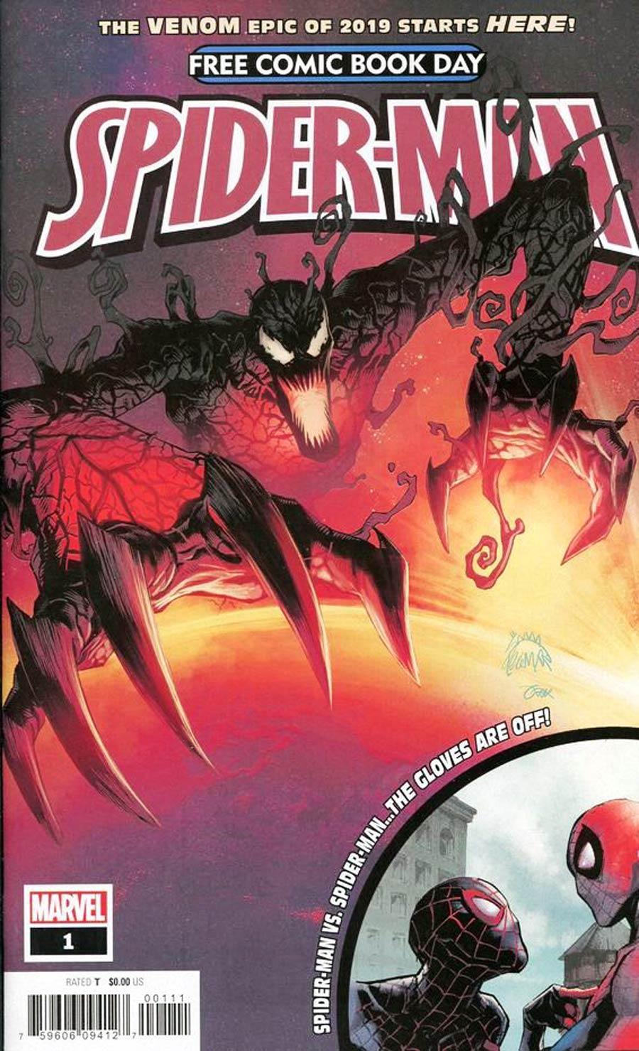 Spider-Man FCBD 2019 Cover A Regular Version