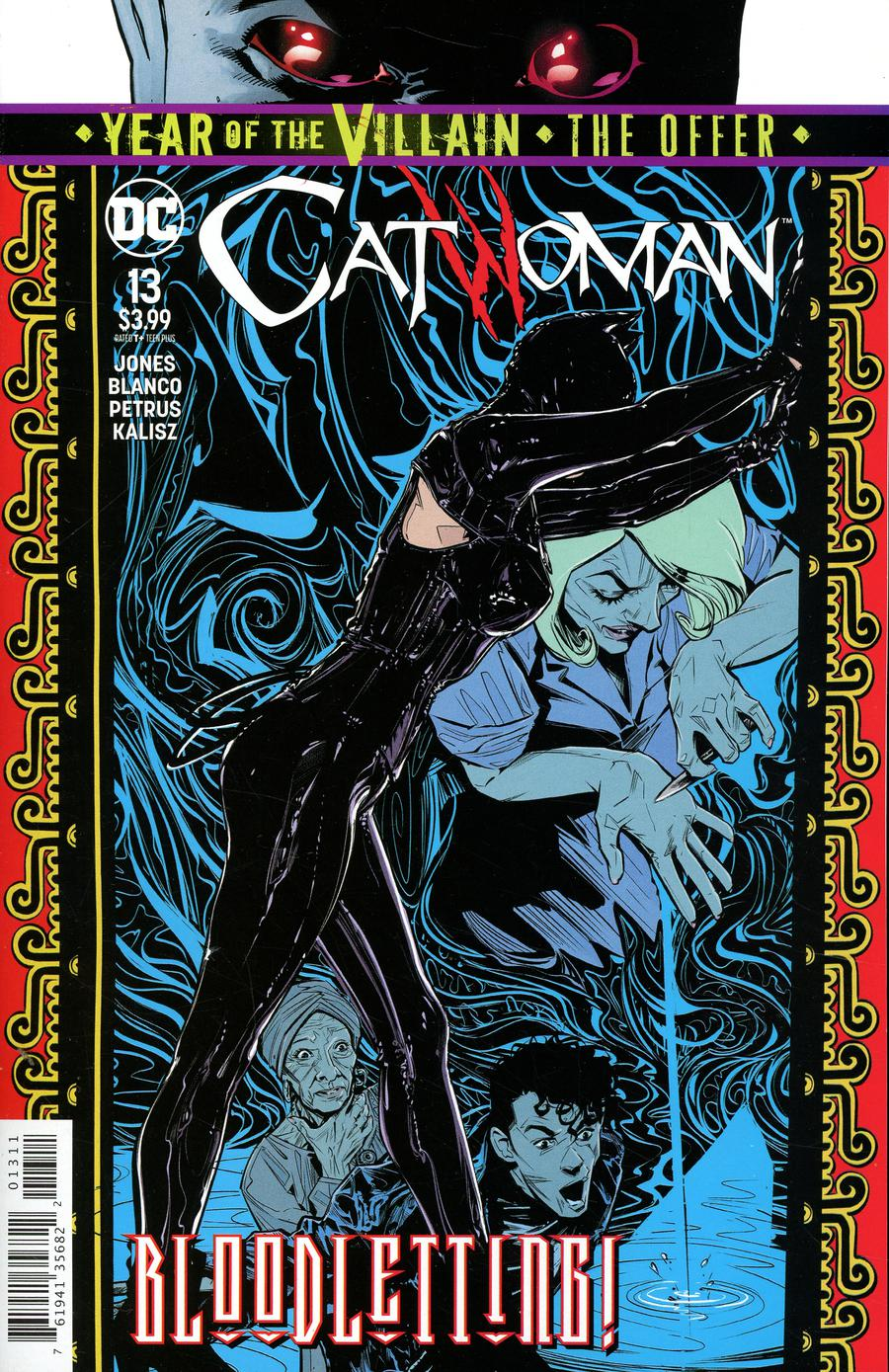 Catwoman Vol 5 #13 Cover A Regular Joelle Jones Cover (Year Of The Villain The Offer Tie-In)