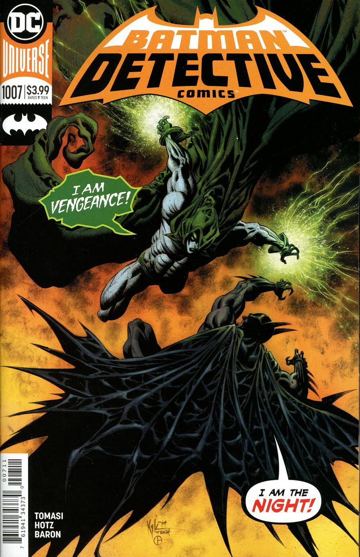 Detective Comics Vol 2 #1007 Cover A Regular Kyle Hotz Cover
