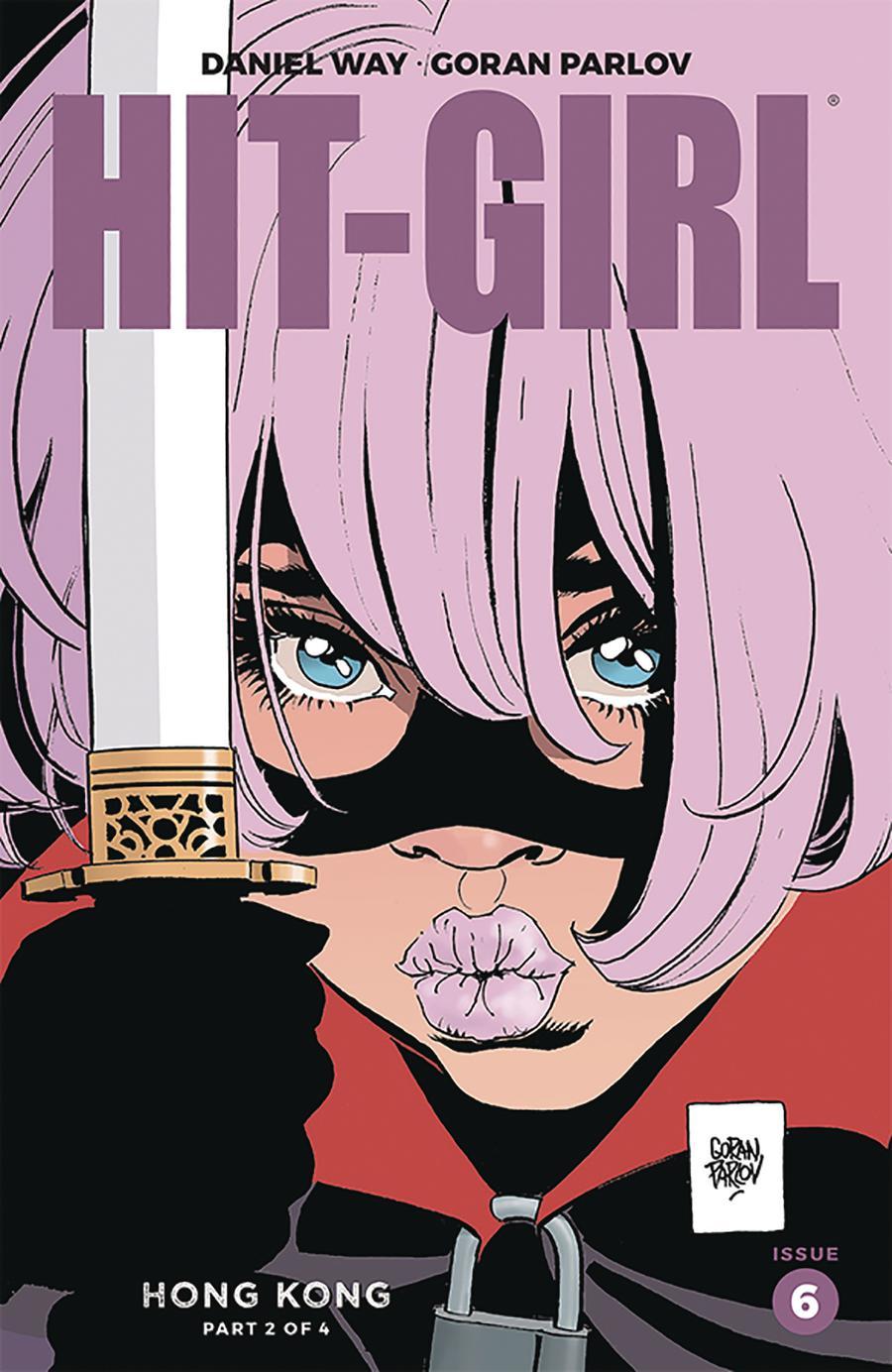 Hit-Girl Vol 2 Season 2 #6 Cover A Regular Goran Parlov Color Cover