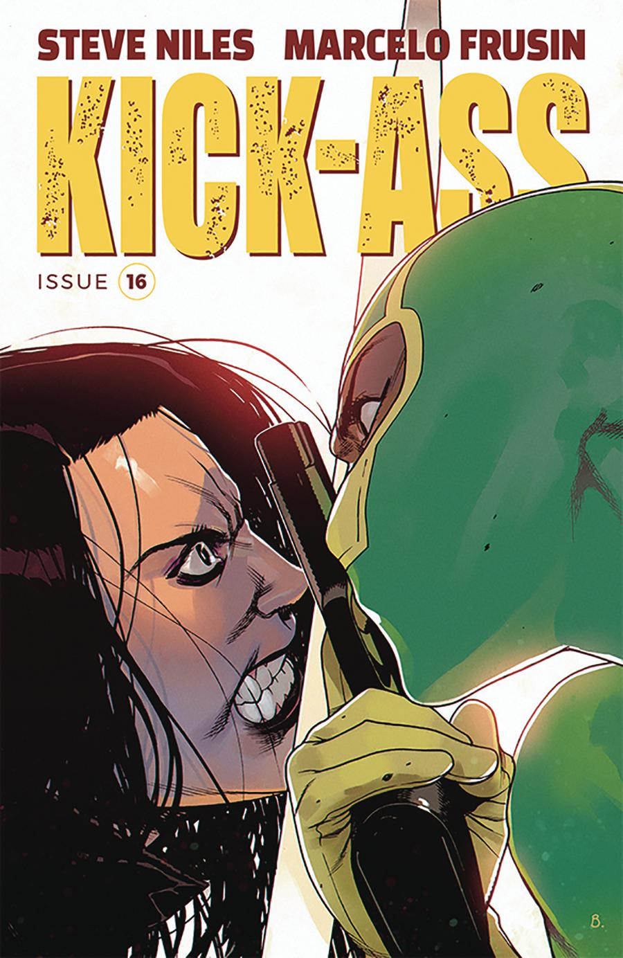 Kick-Ass Vol 4 #16 Cover C Variant Bengal Cover