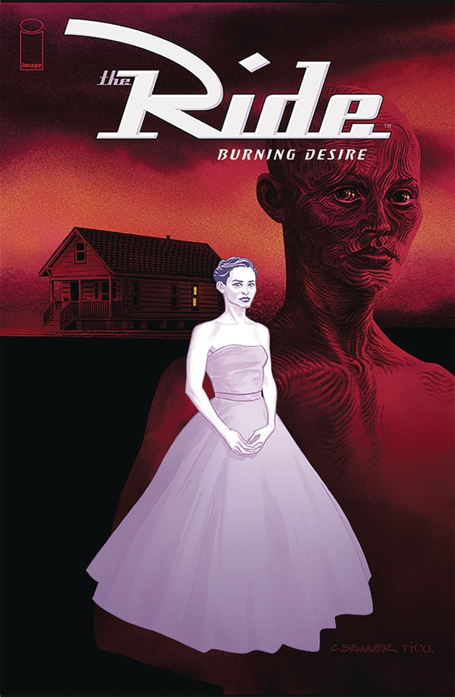 Ride Burning Desire #2 Cover A Regular Chris Brunner Cover