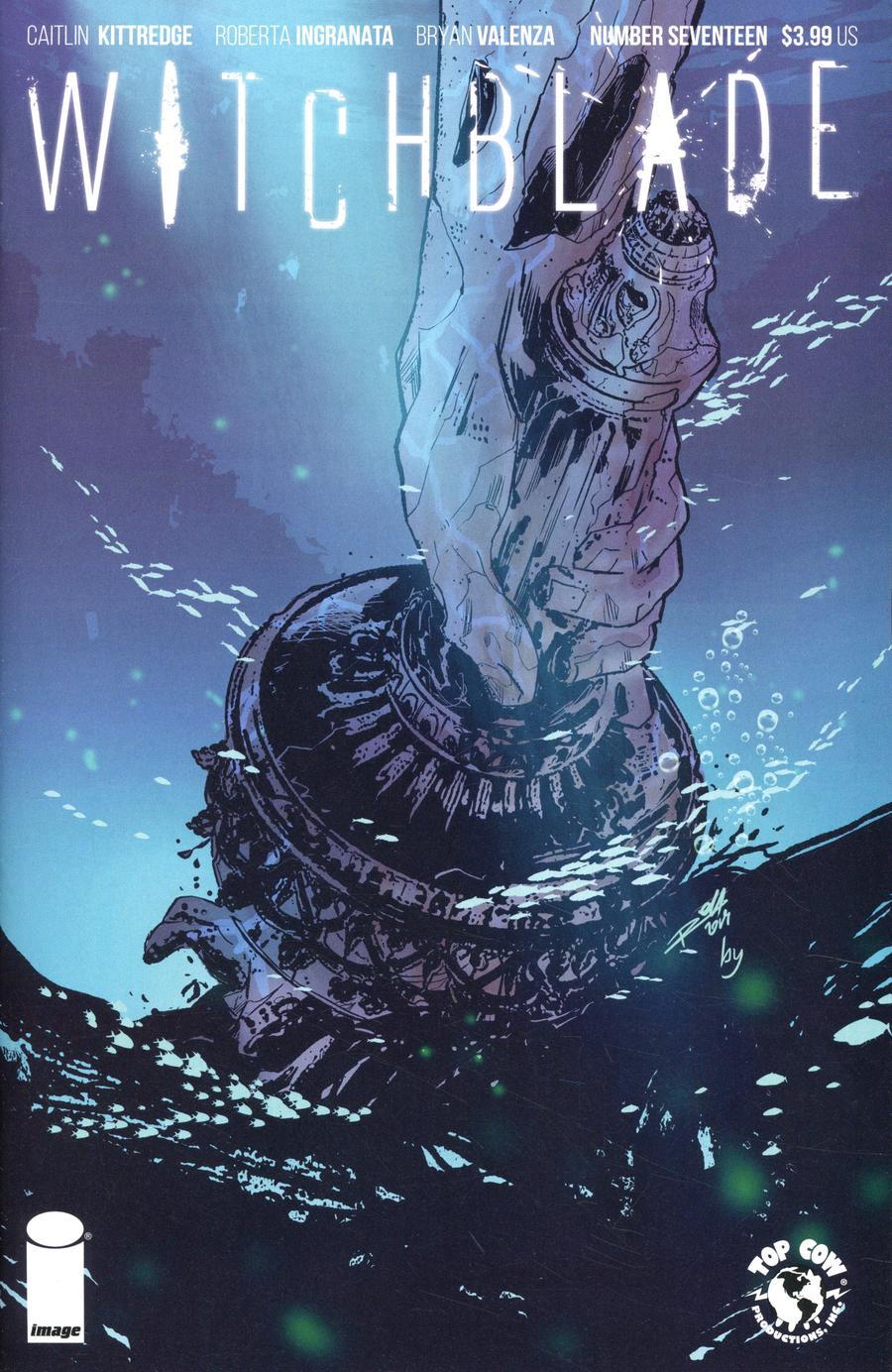Witchblade Vol 2 #17