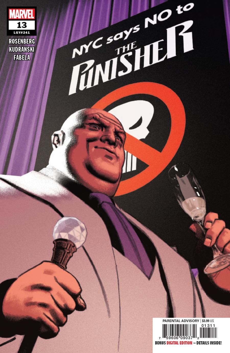 Punisher Vol 11 #13