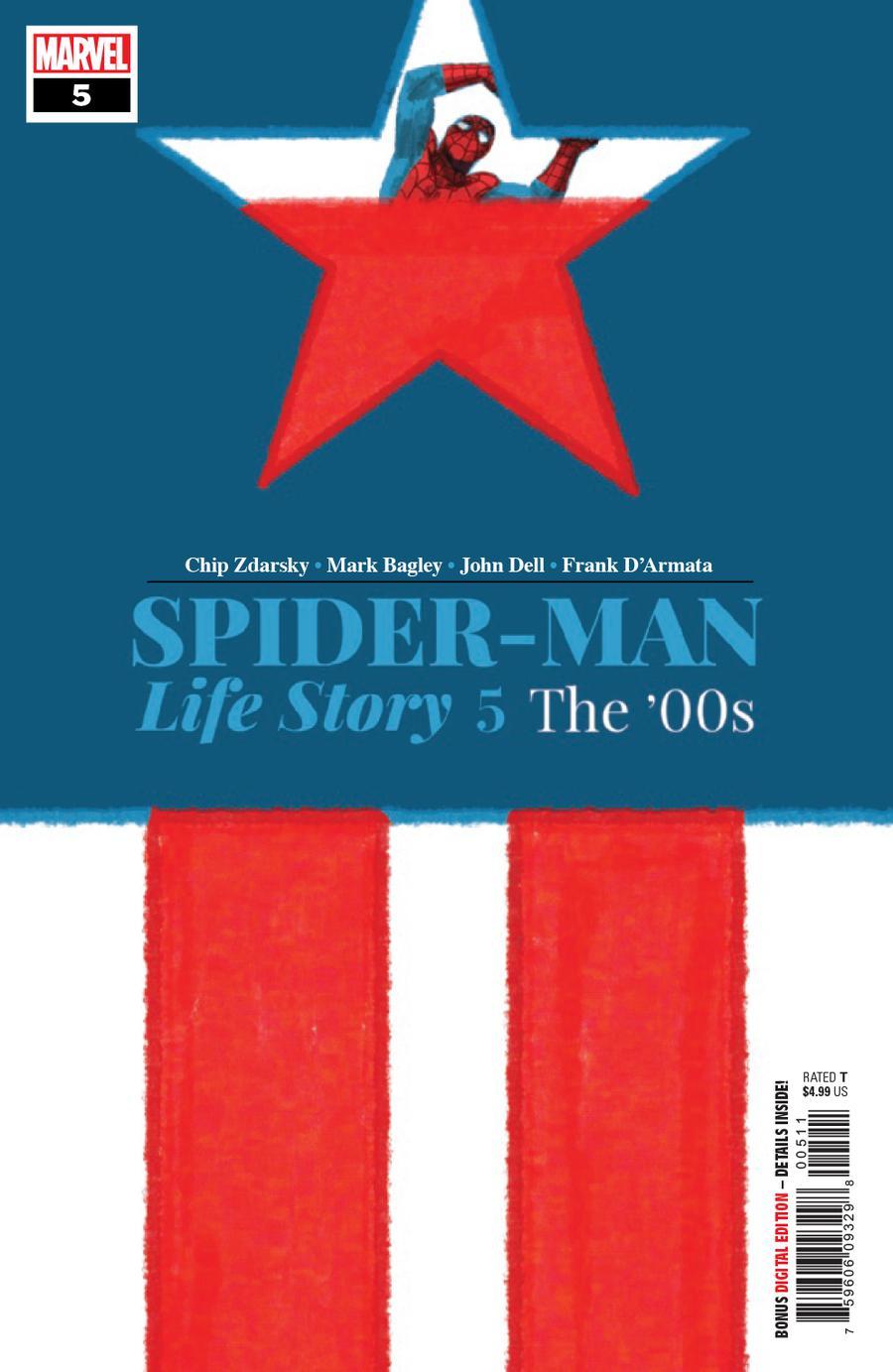 Spider-Man Life Story #5 Cover A 1st Ptg Regular Chip Zdarsky Cover