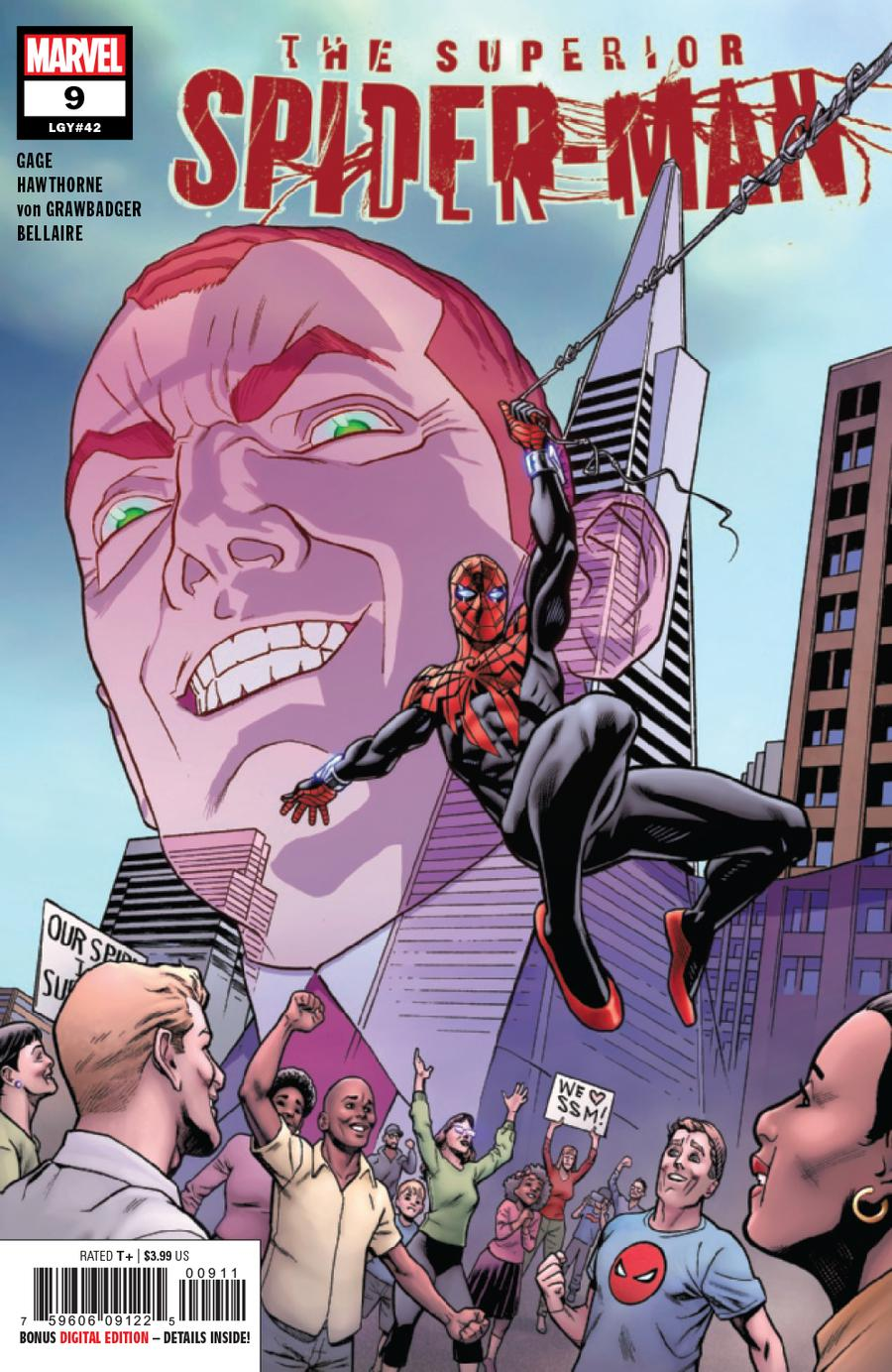 Superior Spider-Man Vol 2 #9