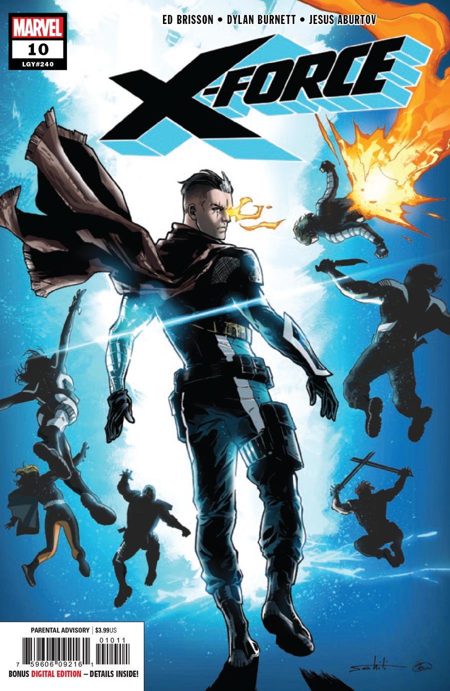 X-Force Vol 5 #10