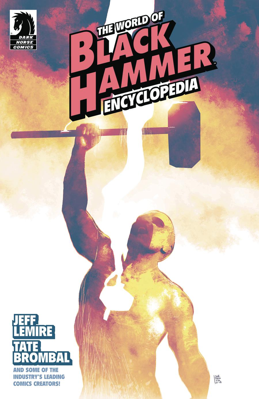 World Of Black Hammer Encyclopedia One Shot