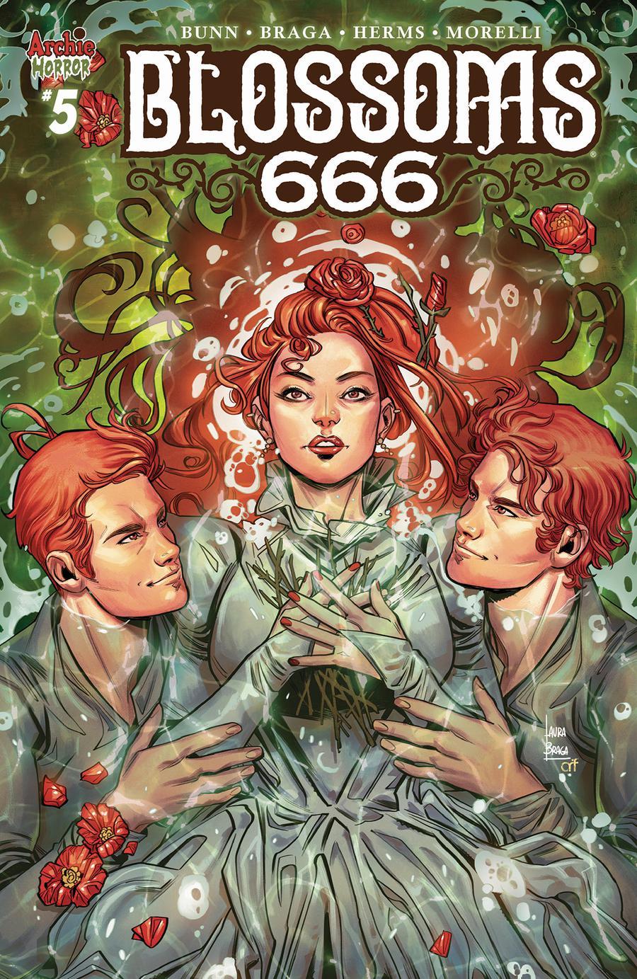 Blossoms 666 #5 Cover A Regular Laura Braga Cover