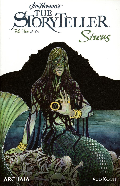 Jim Hensons Storyteller Sirens #4 Cover B Variant Aud Koch Preorder Cover