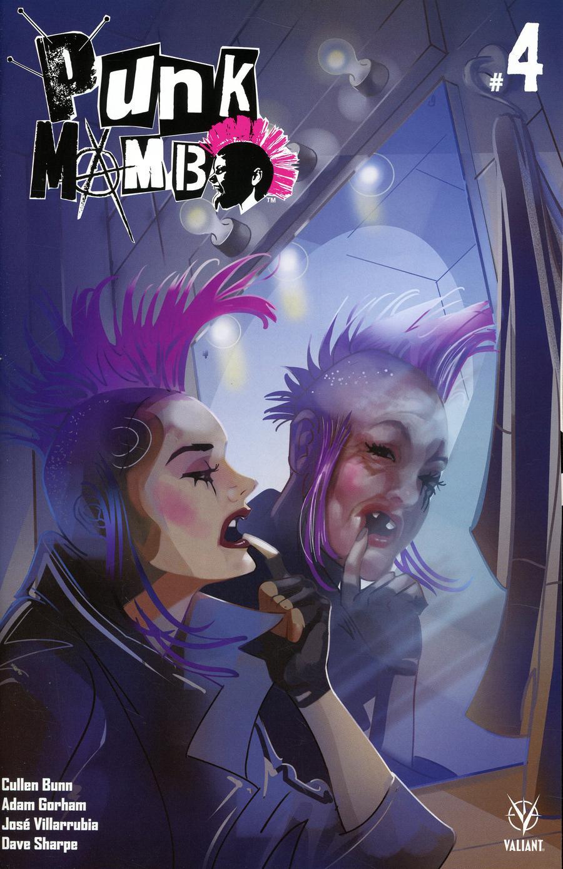 Punk Mambo #4 Cover C Variant Cris Delara Cover