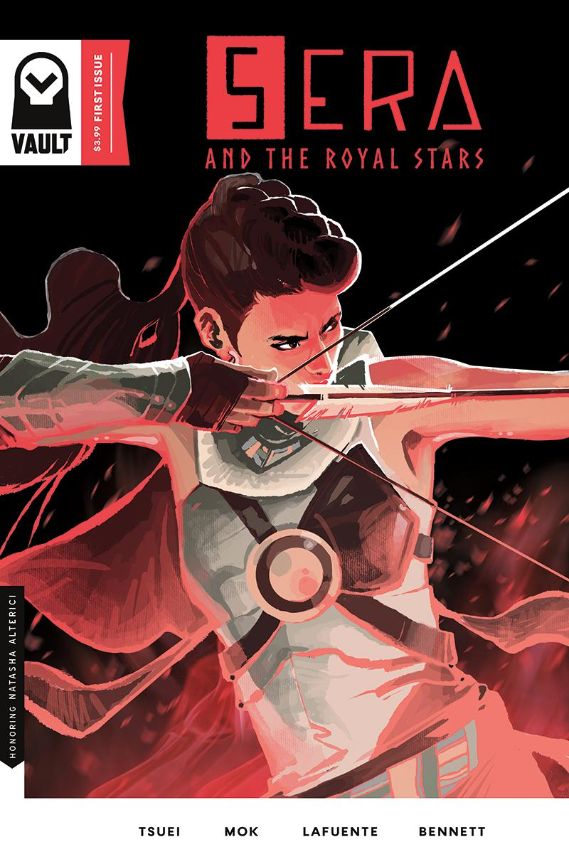 Sera And The Royal Stars #1 Cover B Variant Nathan Gooden & Tim Daniel Cover