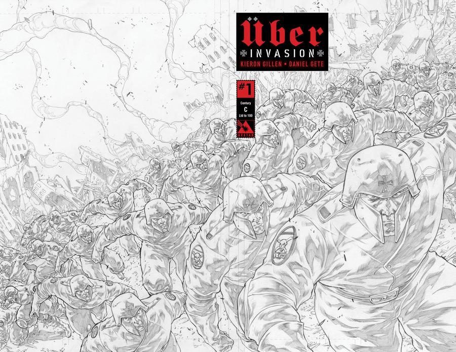 Uber Invasion #1 Cover L Century C Cover