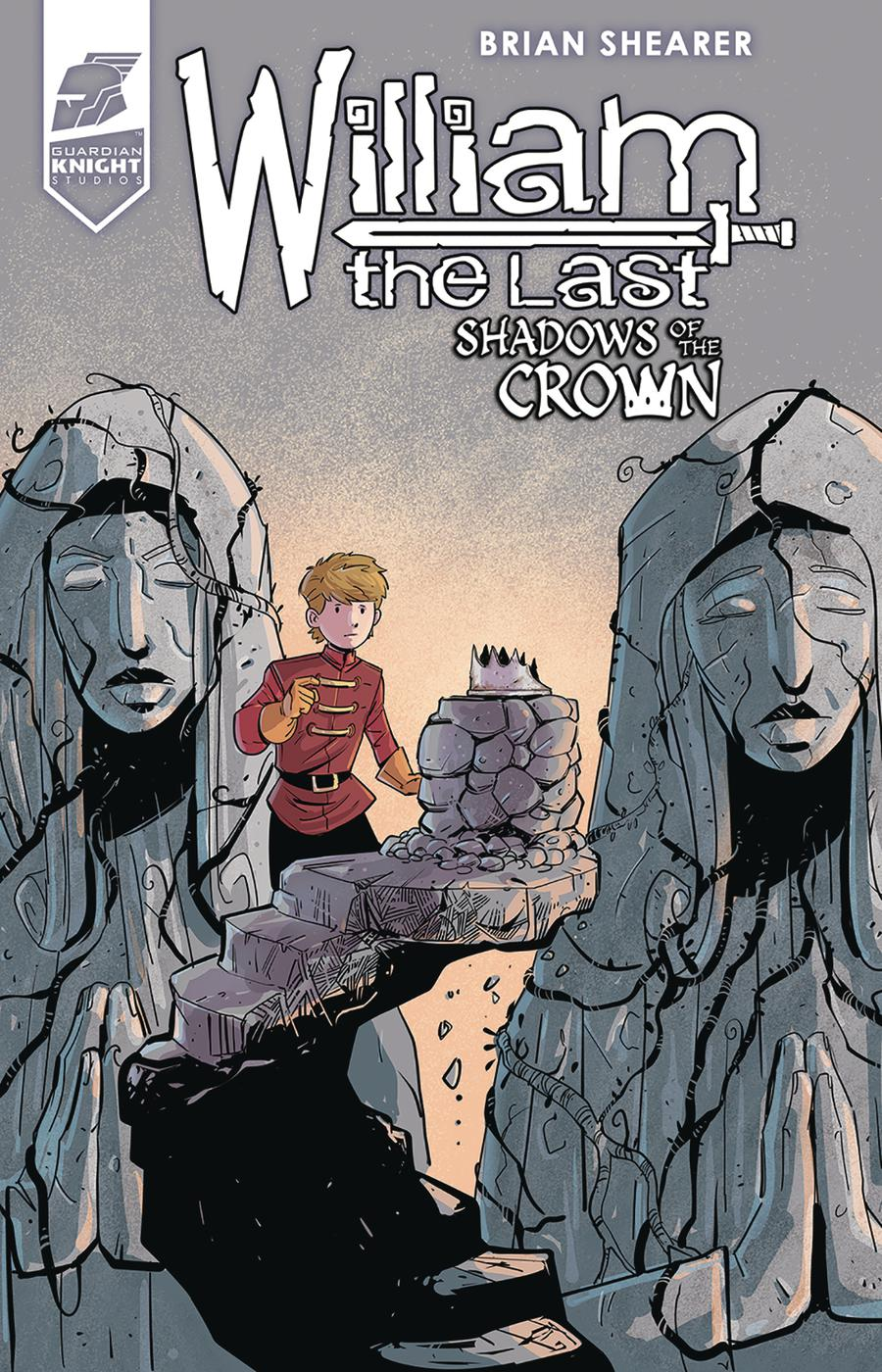 William The Last Shadows Of The Crown #1