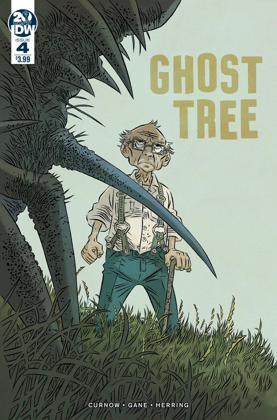 Ghost Tree #4