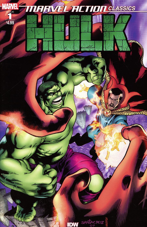 Marvel Action Classics Hulk #1