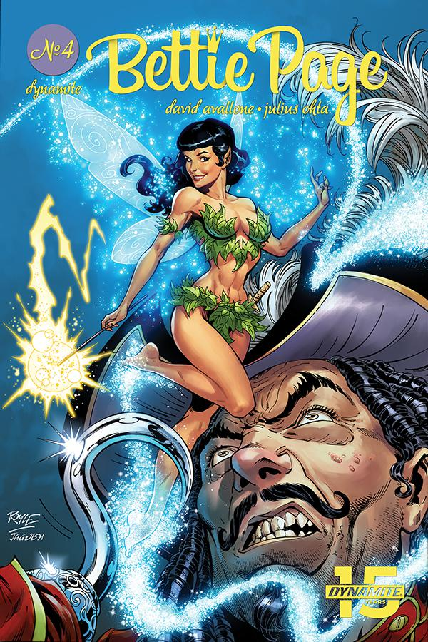 Bettie Page Unbound #4 Cover A Regular John Royle Cover