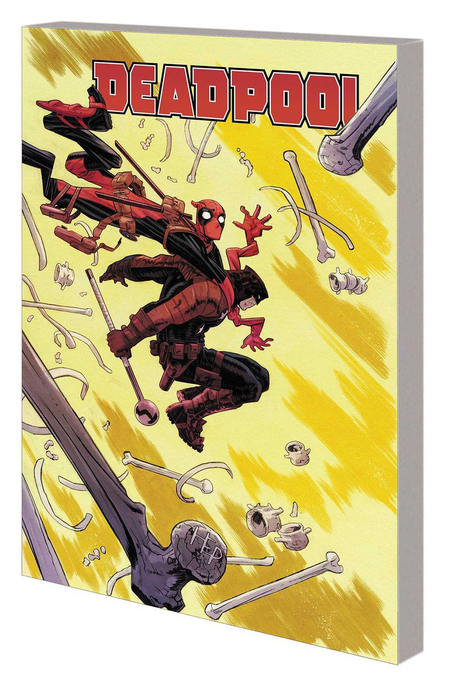 Deadpool By Skottie Young Vol 2 TP