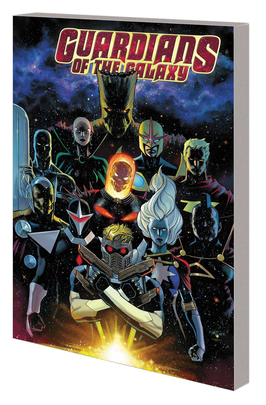 Guardians Of The Galaxy (2019) Vol 1 Final Gauntlet TP