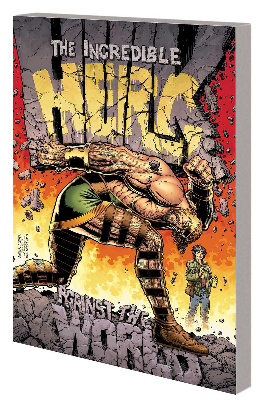 Incredible Hercules Complete Collection Vol 1 TP