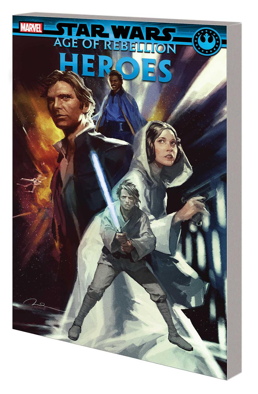Star Wars Age Of Rebellion Heroes TP
